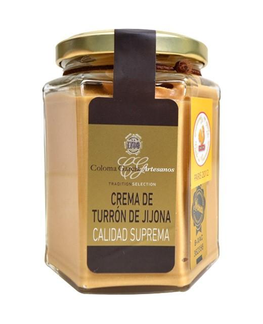 Crème de Turron de Jijona - Coloma Garcia