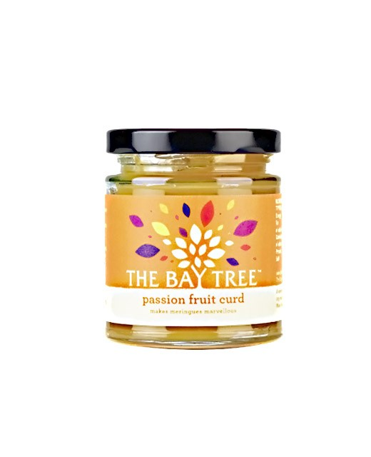 Curd aux fruits de la passion - The Bay Tree