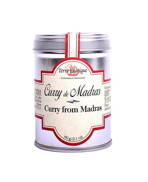 Curry de Madras - Terre Exotique