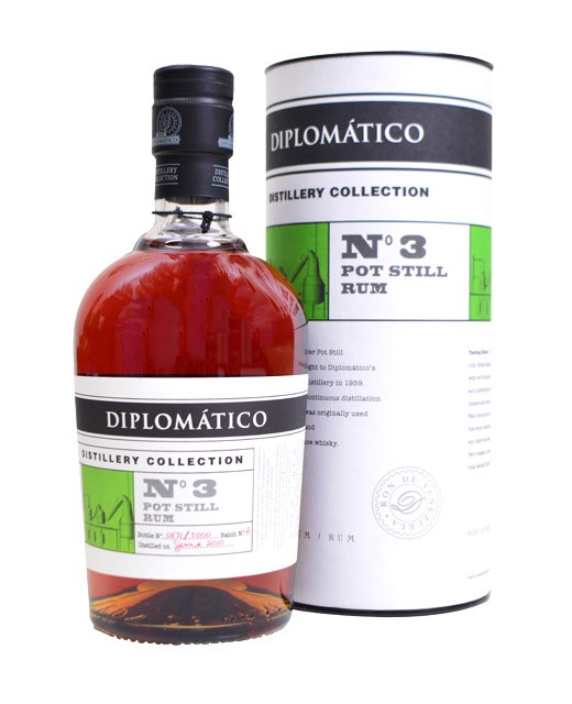 Rhum Diplomatico - Distillery Collection Pot Still - Diplomatico