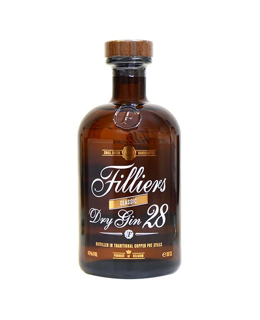 Dry Gin 28 - Classic - Filliers