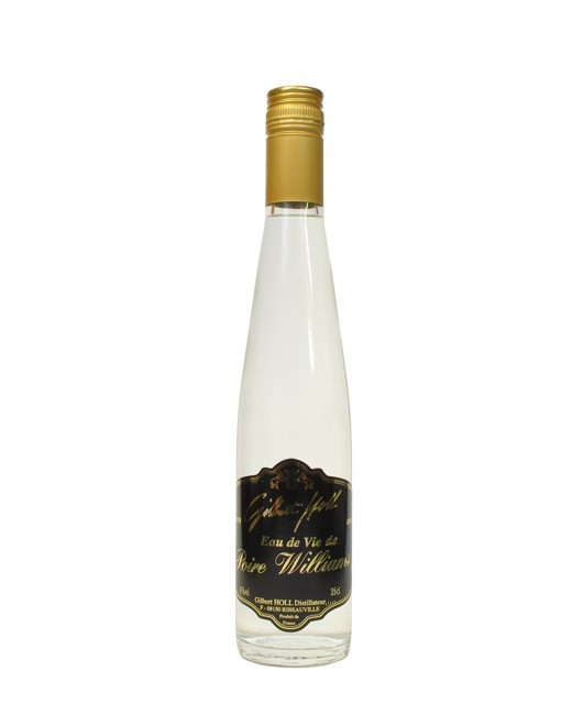 Eau-de-vie de Poire Williams - Gilbert Holl