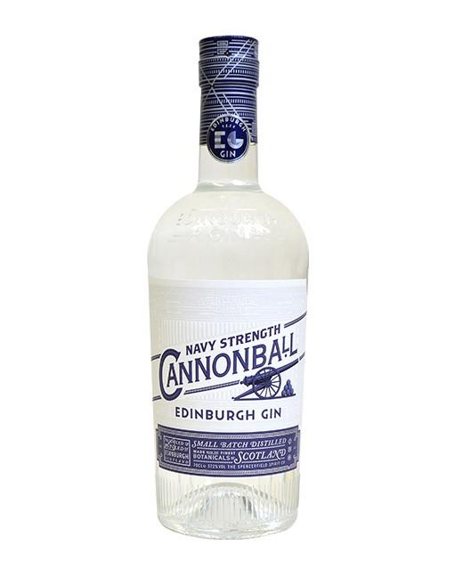 Edinburgh Gin - Cannonball - Edinburgh Gin
