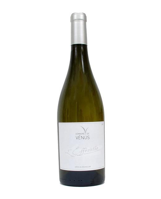 L'effrontée, Domaine de Vénus 2011 - vin blanc - Domaine de Vénus