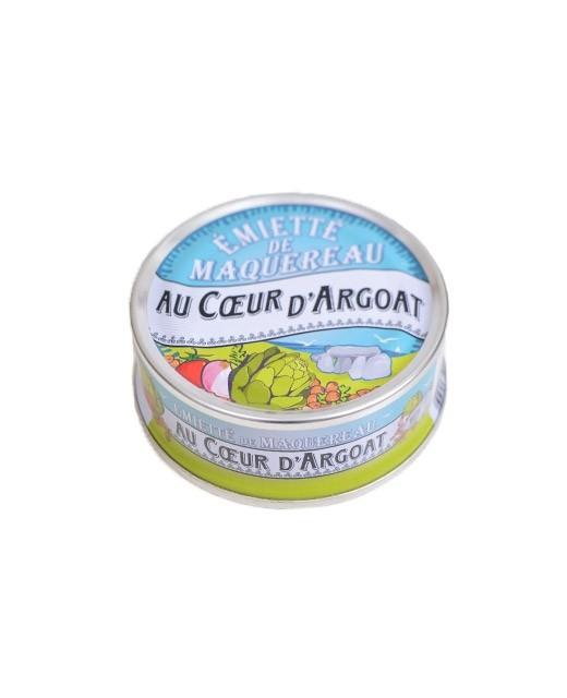Émietté de maquereau au coeur d'Argoat - La Belle-Iloise