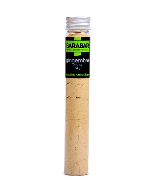 Gingembre en poudre  - Sarabar
