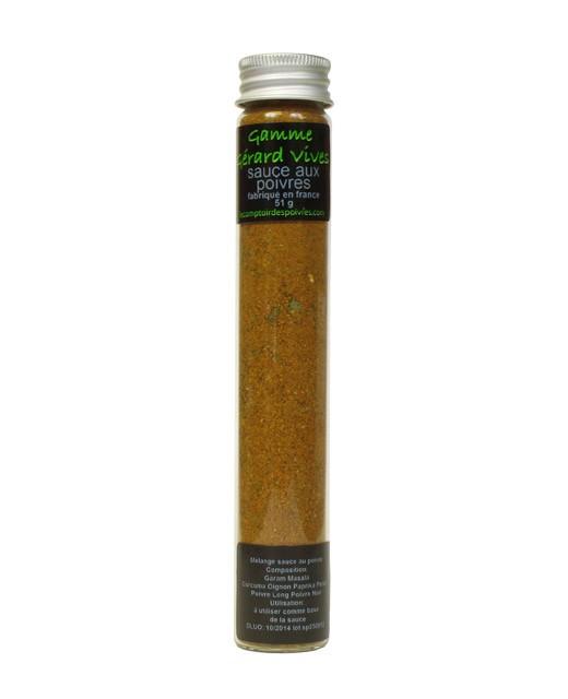 Mélange pour sauce aux poivres - Sarabar
