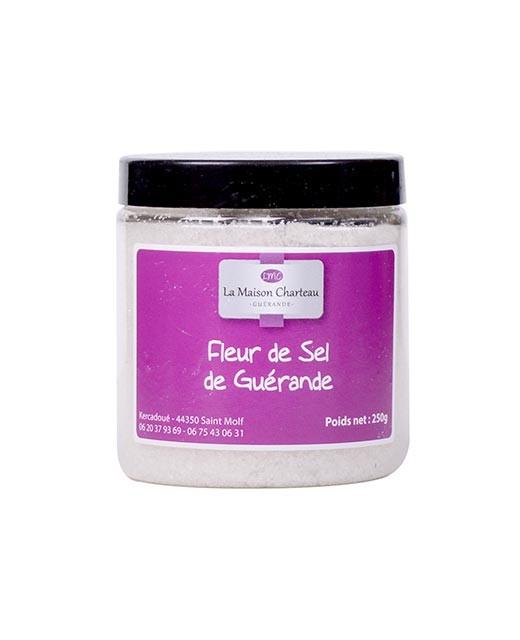 Fleur de sel de la presqu'île guérandaise - Maison Charteau