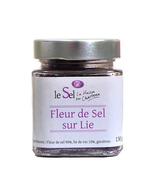 Fleur de sel sur lie - Maison Charteau