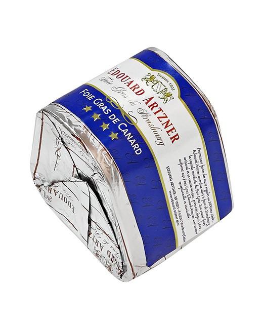 Foie gras de canard trapèze 600g - Edouard Artzner