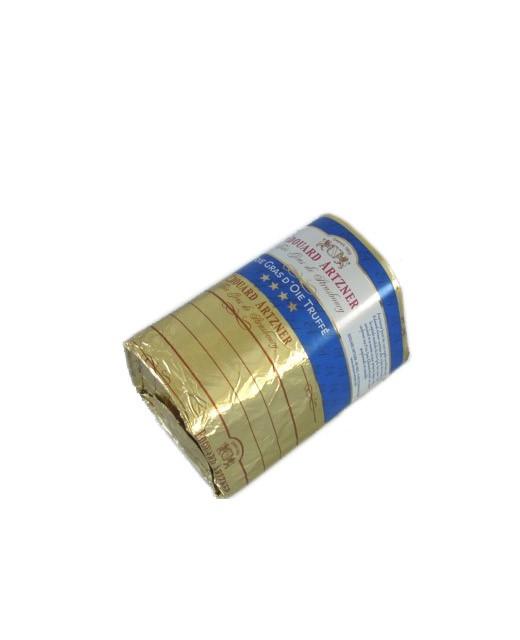 Foie gras d'oie truffé trapèze 550g - Edouard Artzner