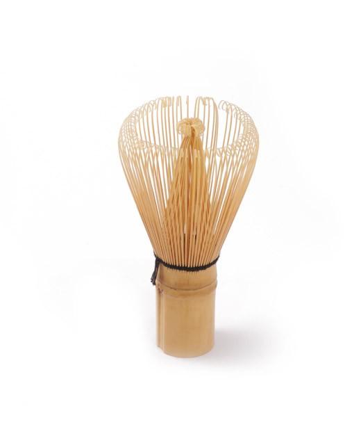 Fouet à Matcha en bambou -
