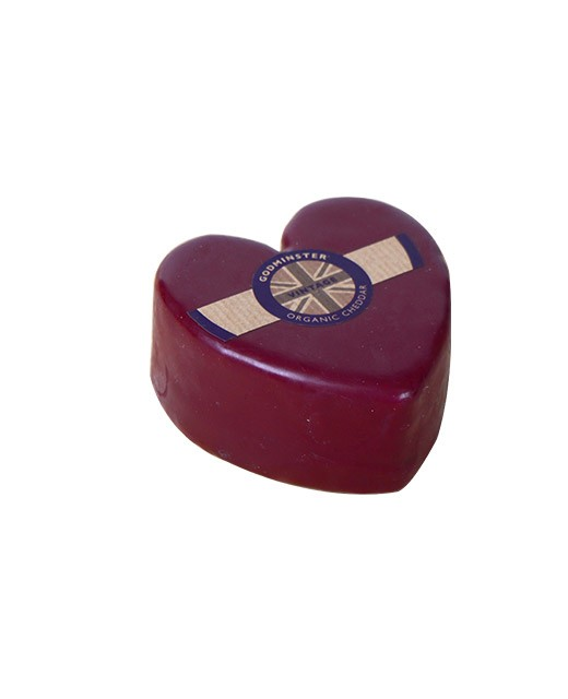 Coeur de Cheddar - Edélices Fromagerie