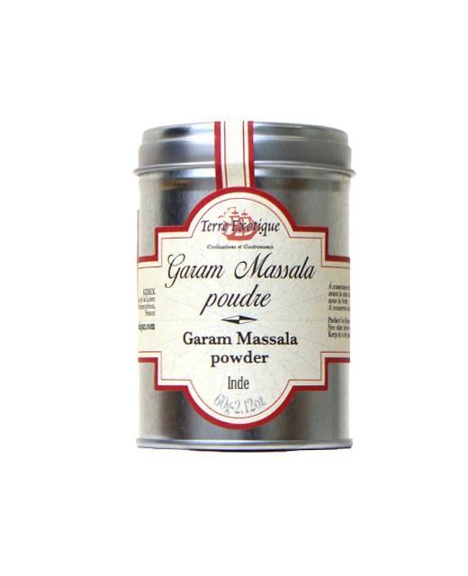 Mélange Garam Masala - Terre Exotique