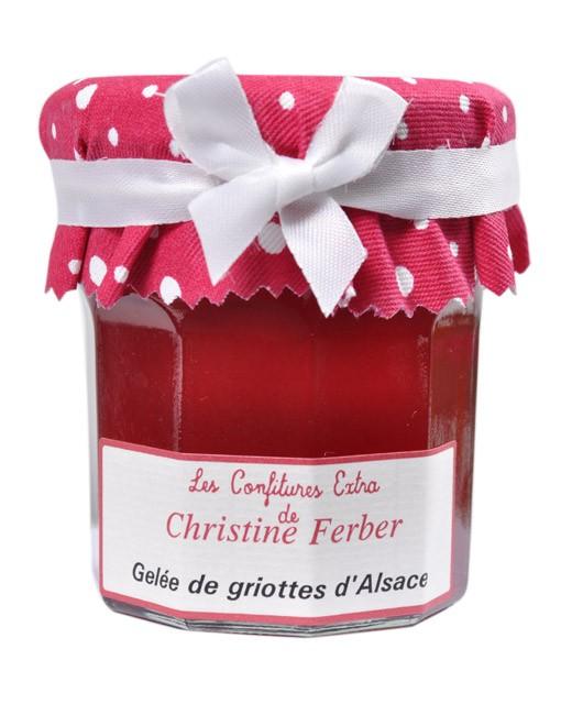 Gelée de griottes - Christine Ferber