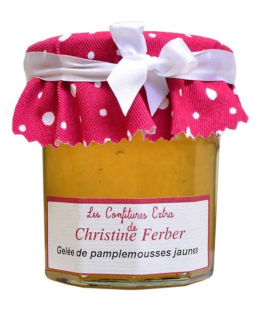 Gelée de pamplemousses jaunes - Christine Ferber