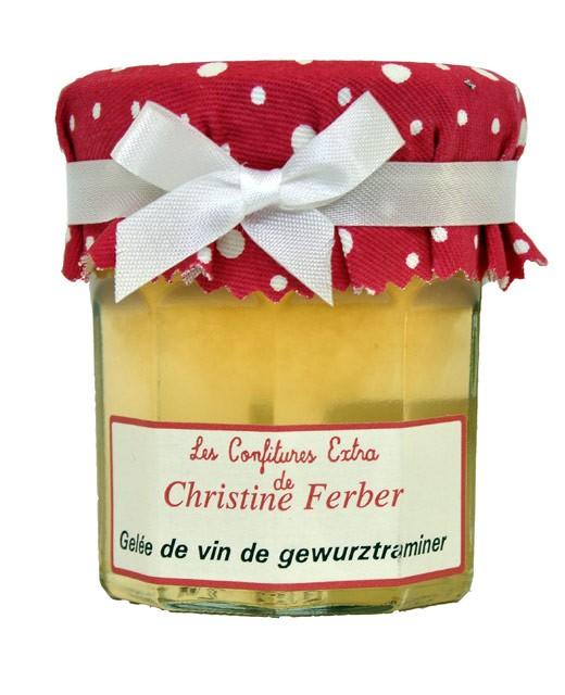 Gelée de vin de gewurztraminer - Christine Ferber