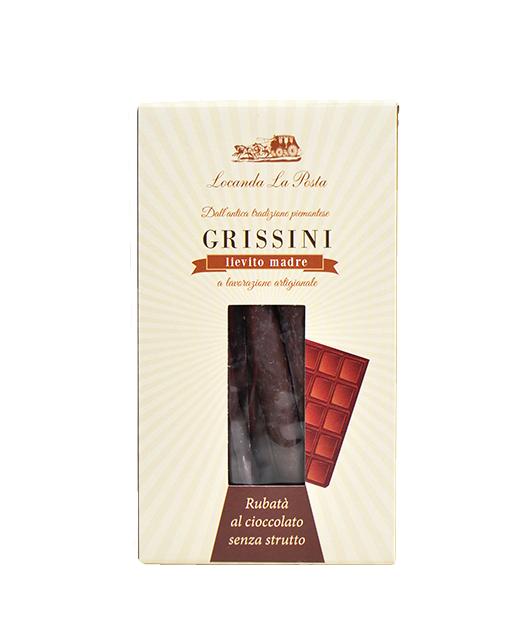 Gressins au chocolat  - Locanda La Posta