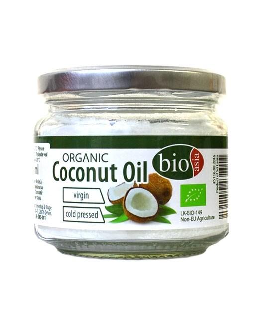 Huile de coco bio - Bio Asia