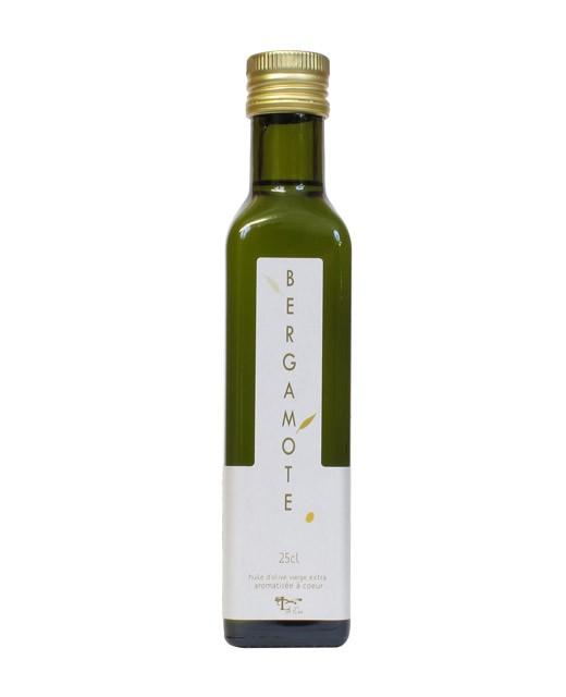 Huile d'olive à la bergamote - Libeluile