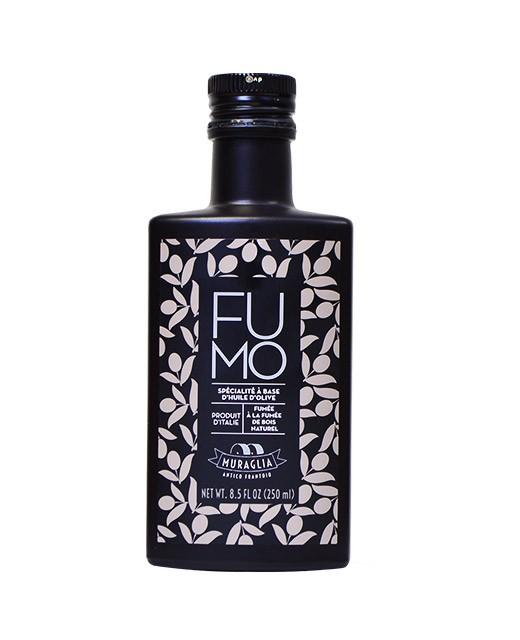 Huile d'olive des Pouilles - Fumée à froid - Muraglia