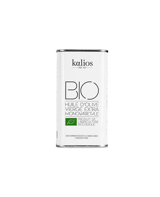 Huile d'olive vierge extra bio - mini - Kalios