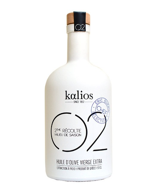 Huile d'olive vierge extra - Equilibre 02 - Kalios