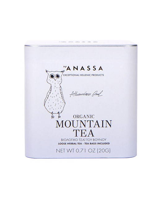 Infusion bio - Mountain Tea - Anassa