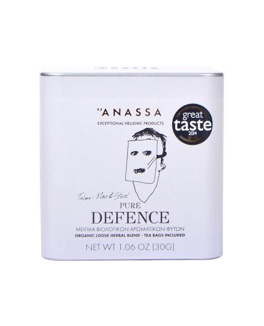 Infusion bio - Pure Defence - Anassa