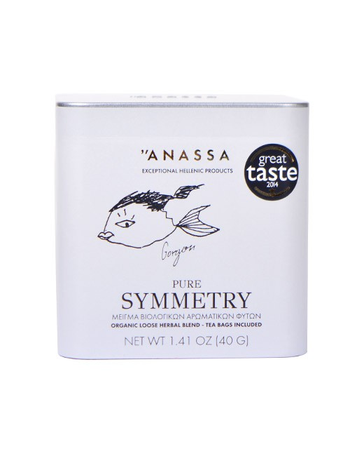Infusion bio - Pure Symmetry - Anassa