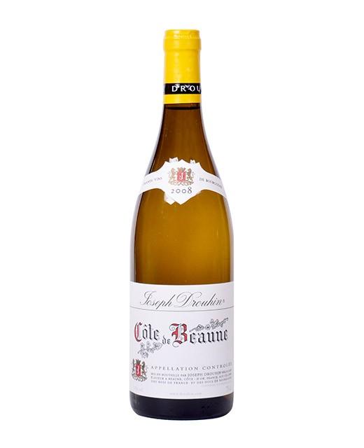 Joseph Drouhin - Côte de Beaune 2008 - vin blanc - Famille Rouzaud