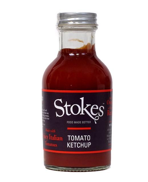 Ketchup à la Tomate - Stokes