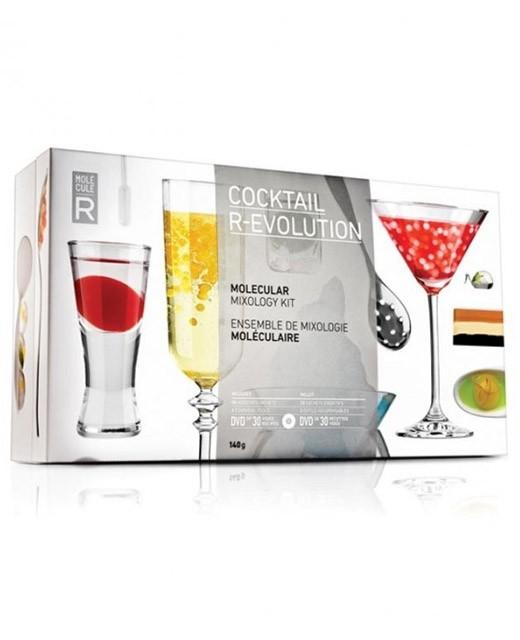 Kit cocktail mol culaire mol cule r ed lices - Cocktail cuisine moleculaire ...