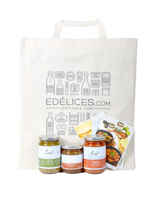 Kit De Cuisine Escale A New Dehli Edelices Com Edelices