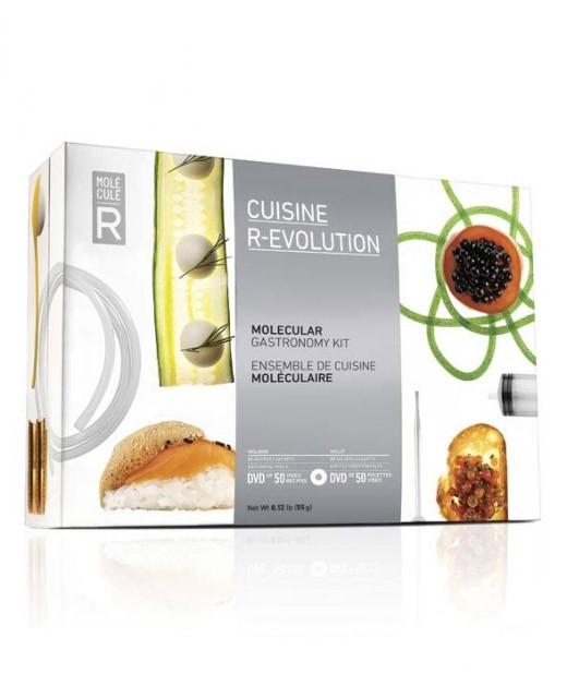 Kit de Cuisine moléculaire - Molécule-R