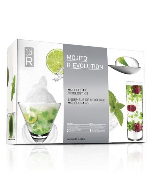 Kit mojito mol culaire mol cule r ed lices for Kit cuisine moleculaire cultura