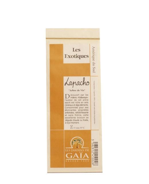 Tisane Lapacho Arbre de vie - Les Jardins de Gaïa