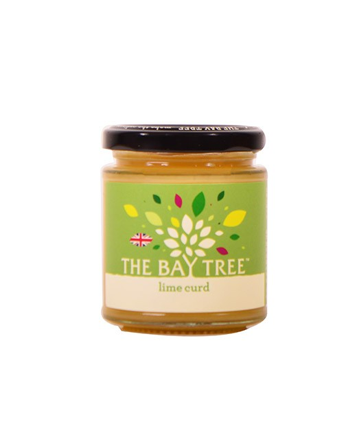Lime curd - The Bay Tree