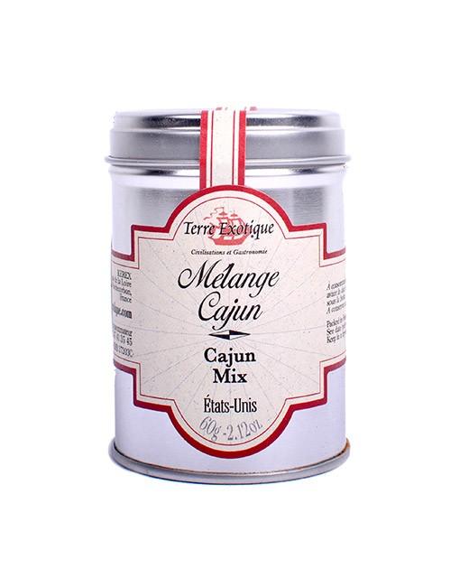 Mélange Cajun - Terre Exotique