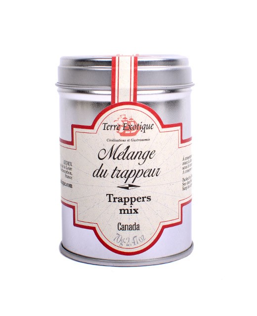 Mélange du Trappeur - Terre Exotique