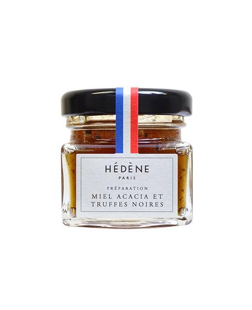 Miel d'acacia et truffes noires du Périgord - Hédène