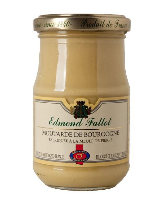 Moutarde de bourgogne igp fallot ed lices - Moutarde fallot visite ...