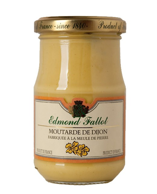 Moutarde de dijon artisanale - Fallot