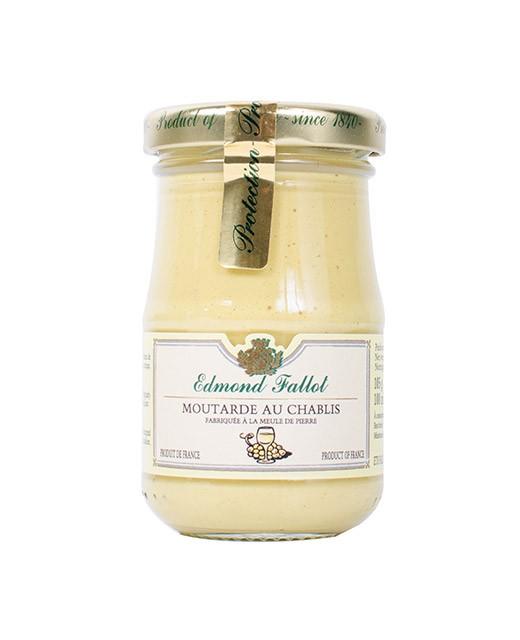 Moutarde fine au chablis - Fallot