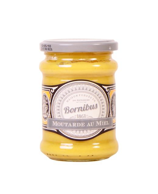 Moutarde au miel - Bornibus