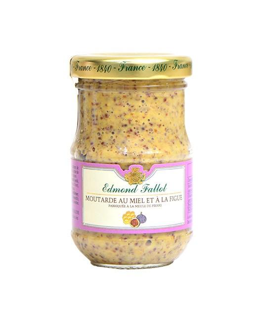 Moutarde au miel et à la figue - Fallot