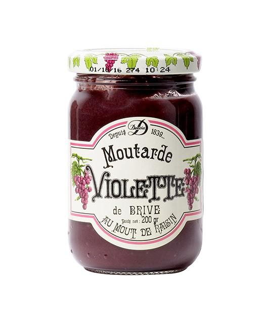 Moutarde Violette de Brive - Denoix