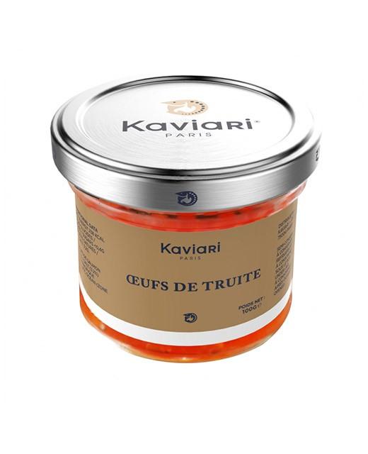 Œufs de truite  - Kaviari