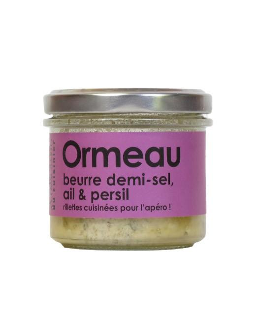 Rillettes d 39 ormeau beurre demi sel ail et persil l for Cuisinier sel