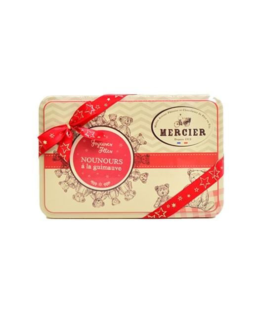 Oursons à la guimauve - coffret  - Chocolaterie Daniel Mercier